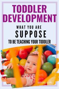 pin for toddler development