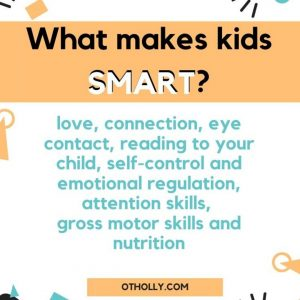 iMPRTANT FACT ORS IN CHILD DEVELOPMENT INFO GRAPHIC