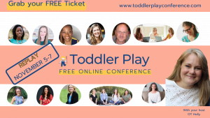 toddler play conference